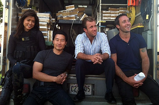 I Think Hawaii Five-0 needs an Identity Check